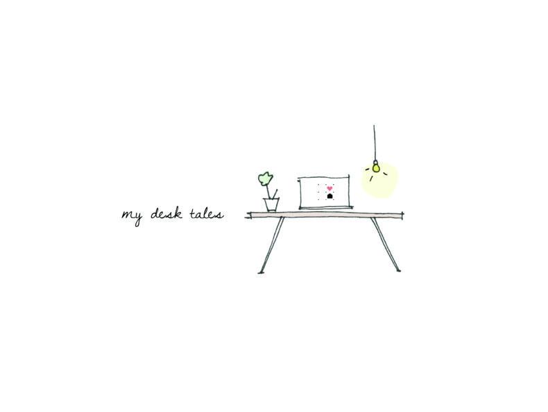 my desk tales '18